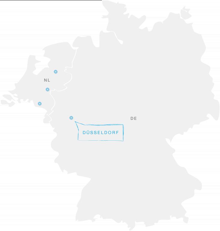 Standorte Fagro Düsseldorf GmbH